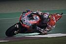 Dramático triunfo de Dovizioso en Qatar y Rossi en tercero