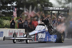 NHRA Race report Alexander takes shock NHRA Top Fuel win