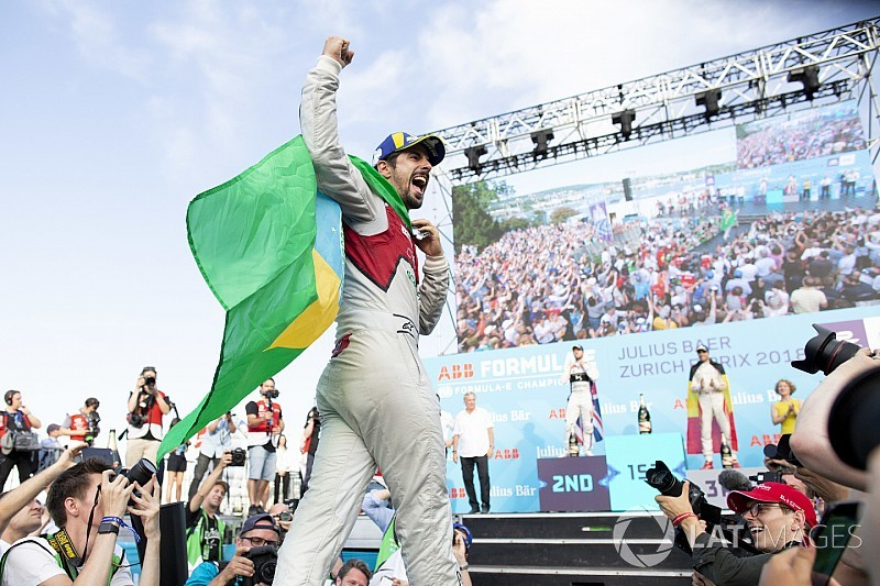 "Di Grassi vows to ""work hard"" for ""logical"" Brazil FE race"