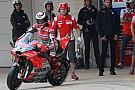 """MotoGP Lorenzo admite que es """"posiblemente"""" su peor momento en Ducati"""