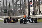 Formula 1 Coulthard, Hamilton'ın lastik sorunu yaşadığını düşünüyor