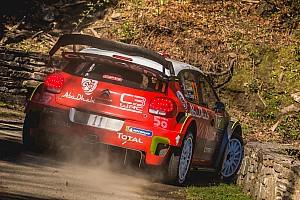 WRC Noticias Citroën lleva un nuevo eje trasero al Rally de Argentina