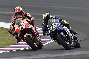 MotoGP Motorsport.com hírek Galéria az újabb Marquez-Rossi afférról
