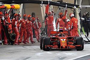 Formel 1 Reaktion Boxenstopp-Pannen immer bei Ferrari: Wirklich nur Zufall?