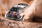 WRC WRC第7戦イタリア金曜:オジェが首位発進、上位陣にトラブル相次ぐ