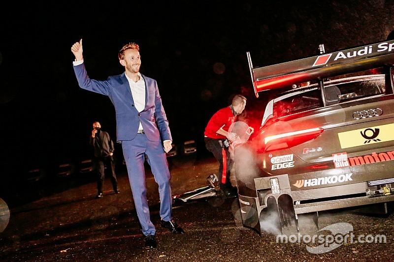 DTM-Champion Rene Rast ist ADAC Motorsportler des Jahres 2017