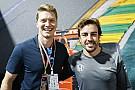 Newgarden, F1'de yarışmak istiyor