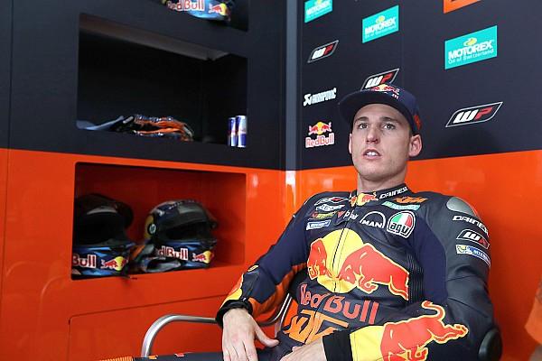 Espargaro: KTM bisa targetkan lima besar pada 2018