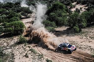 Dakar Interjú Sainz: Rossz lett volna, ha nem nyerek a Peugeot-val is Dakart