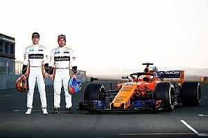 McLaren, 2018 MCL33'ü tanıttı!