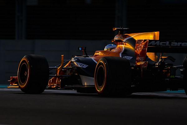 McLaren et Alonso les yeux rivés sur 2018 à Yas Marina