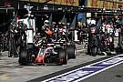 Haas muda procedimento de pitstop após falha na Austrália