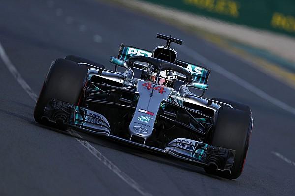 Fórmula 1 Noticias Hamilton, contento de que sus rivales estén cerca