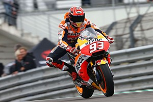 MotoGP Practice report MotoGP Jerman: Marquez puncaki FP3, Rossi keenam