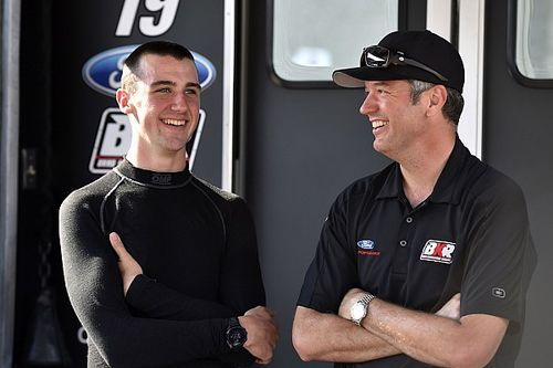 BKR Take on Trucks: GM Jeremy Thompson leads team 'home' to Texas