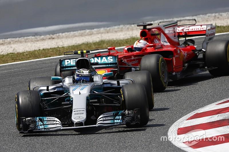 "Bottas assume: ""Meu trabalho foi tentar segurar Vettel"""
