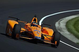 IndyCar Reporte de calificación Indy 500: Alonso luchará por la pole