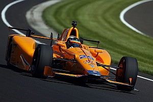 IndyCar Practice report Indy 500: Marco Andretti pimpin hari pertama, Alonso rookie terbaik