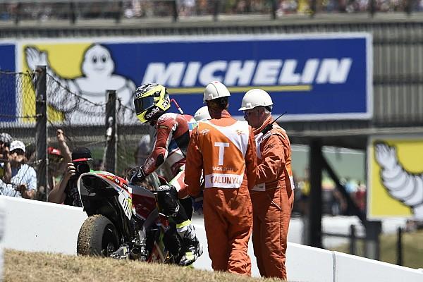 MotoGP Espargaro 'over de zeik' na nieuw motorprobleem Aprilia