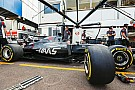 Формула 1 В Haas изменили ливрею, чтобы выделить на машинах логотип команды