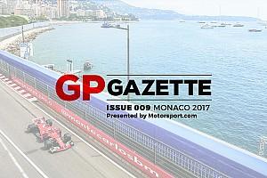 Formula 1 Breaking news Monaco GP: Issue #9 of GP Gazette now online