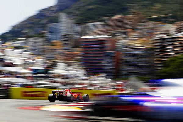 Формула 1 Самое интересное Гран При Монако: лучшие фото субботы