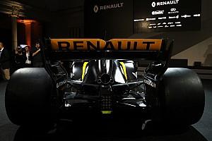 A Renault motorja