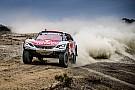 Cross-Country Rally Peugeot-Fahrer Cyril Despres gewinnt Silk-Way-Rallye 2017