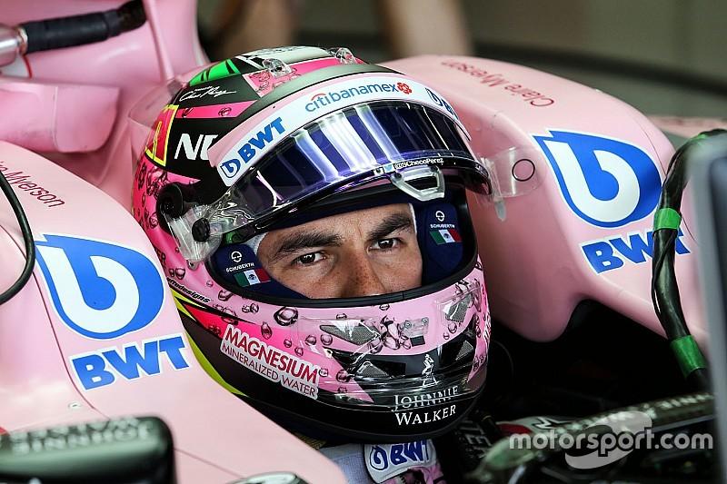 Force India, Perez'in sözleşme yenileme görüşmelerine başlıyor