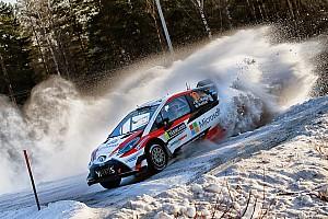 WRC Laporan leg WRC Swedia: Latvala antar Toyota juara