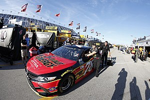 NASCAR Cup Breaking news Truex talks template inspection issues and rectifying them