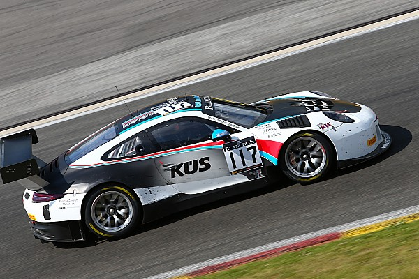 Blancpain Endurance Actualités Un soutien officiel Porsche pour l'équipe de Timo Bernhard à Spa