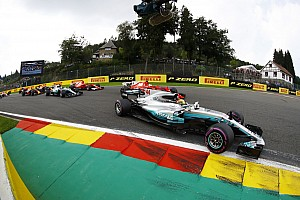 Formula 1 Top List GALERI: Kumpulan foto terbaik GP Belgia