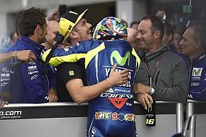 """MotoGP Noticias de última hora Dovizioso: """"Rossi es tan importante que ha tenido que aislarse"""""""