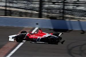 IndyCar 速報ニュース 【インディカー】モントーヤとセルビア、新エアロキットに好印象