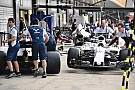 Williams pisah paket pembaruan GP Inggris