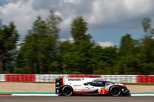 WEC Verslag vrije training WEC Nürburgring: Porsche 1-2 in tweede training