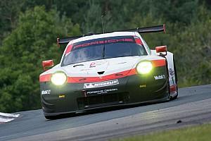 IMSA Qualifiche Bruni centra la prima pole con Porsche a Lime Rock Park