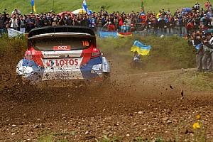 WRC Хроніка Згадуємо аварії Роберта Кубіци