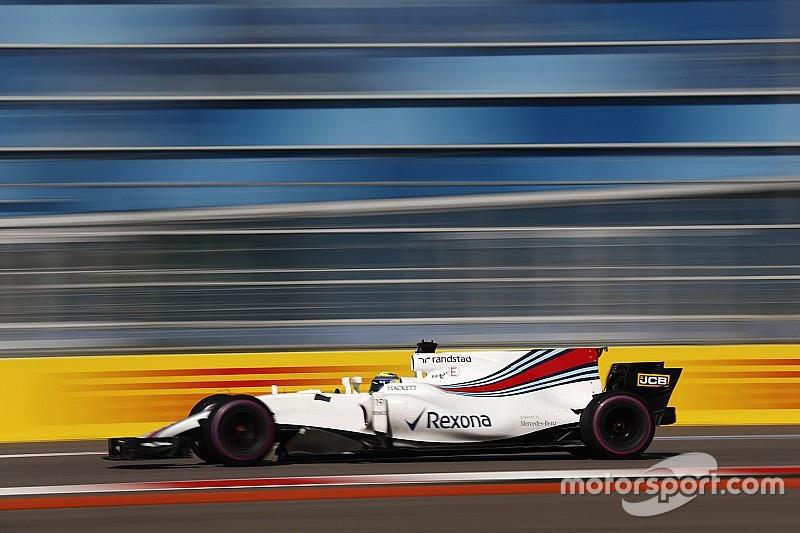 Formel 1 2017 in Sochi: Ergebnis, 3. Training
