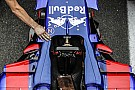 Formule 1 Toro Rosso a passé les crash-tests FIA