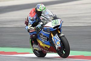 Moto2 Reporte de la carrera Morbidelli logró un ajustado triunfo en Moto2