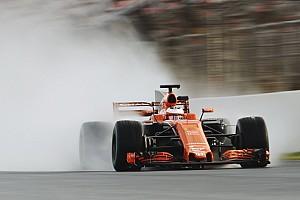 Formel 1 Kommentar Kommentar: Für eine Handvoll Runden im Regen