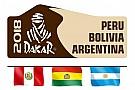 Dakar Ecco il percorso completo dell'edizione 2018 della Dakar