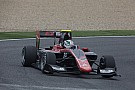 GP3 Fukuzumi, Barcelona GP3 testinin ilk gününde lider