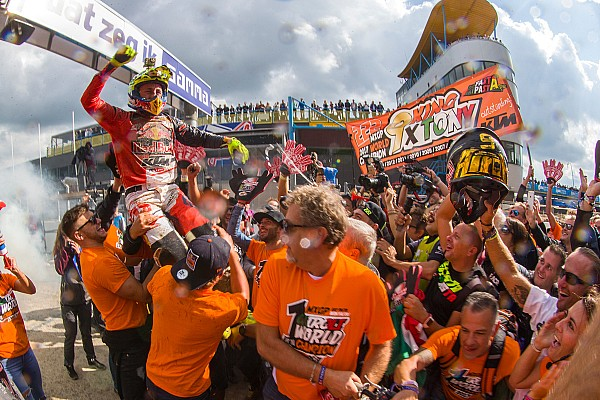 MXGP Race report MXGP Belanda: Herlings dominan, Cairoli juara dunia