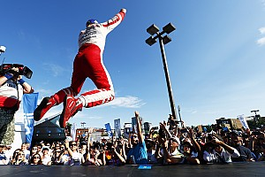 """Formula E Intervista Rosenqvist: """"Che sorpresa il terzo posto nella generale piloti!"""""""