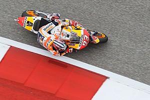 MotoGP Amerika: Marquez tercepat di warm-up, Vinales kedua