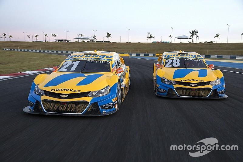 Ipiranga assina com Mattheis para 2017 e leva pilotos
