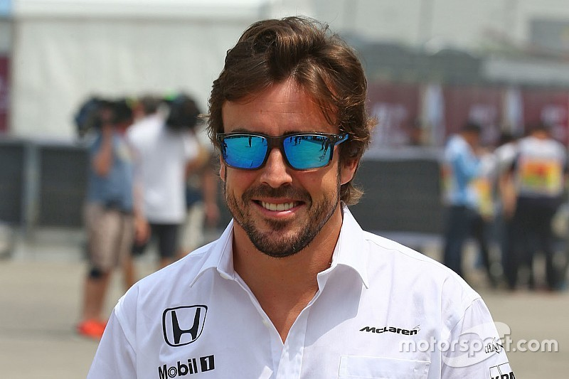 """Alonso feels """"100 percent ready"""" for return to F1 action"""